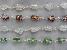 Sea glass bracelet Sea Glass, Inspired, Beach, Bracelets, Silver, Jewelry, Design, Jewlery, The Beach