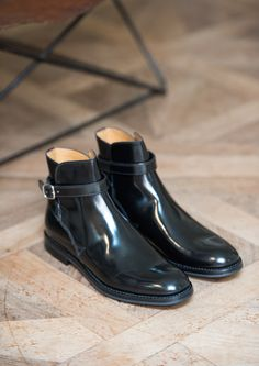 Black Ankle boots | Church's.