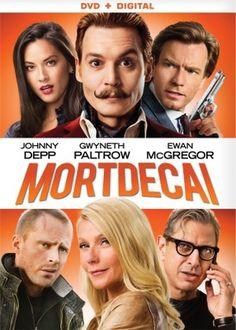 Mortdecai (2015) movie #poster, #tshirt, #mousepad, #movieposters2