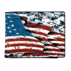 Purple Leopard Boutique - Men's Bi-fold Genuine Black Leather Wallet with American Flag Outside , $19.00 (http://www.purpleleopardboutique.com/mens-bi-fold-genuine-black-leather-wallet-with-american-flag-outside/)