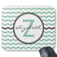 >>>Low Price Guarantee          	Mint Chevron Monogram Mouse Pad           	Mint Chevron Monogram Mouse Pad in each seller & make purchase online for cheap. Choose the best price and best promotion as you thing Secure Checkout you can trust Buy bestThis Deals          	Mint Chevron Monogram Mo...Cleck Hot Deals >>> http://www.zazzle.com/mint_chevron_monogram_mouse_pad-144650246446932017?rf=238627982471231924&zbar=1&tc=terrest