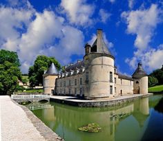 Chateau de Bussy Rabutin, France