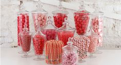 Buy Wedding Candy or Prom Candy in bulk and all of your candy buffet supplies at the best prices. Huge collection of bulk candy for candy buffets including colored plastic scoops and cheap bulk candy by color. Bulk Candy, Candy Store, Cheap Candy, Candy Favors, Mojito, Candy Buffet Supplies, Old School Candy, Bar A Bonbon, Cake Pops