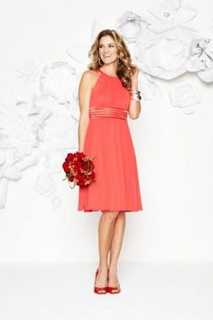 Coral Bridesmaid Dresses make you seem fashionable in any occasion. Bridesmaid dresses in colored coral formations were released that are a beauty gowns in 2012. When lots of elegant styles happen to be created by red, pink and fuchsia dresses, the release of coral bridesmaid gowns really opened a brand new path. They seem more girlie than pink. Comparing with fuchsia, coral seems better expressing understated elegance that may be aspired by lots regarding modern trend followers.
