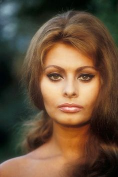 Sophia Loren, photographed by Willy Rizzo, 1967