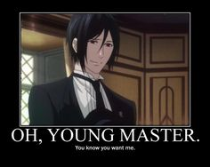 Oh, Young master... by Tsukeh on deviantART
