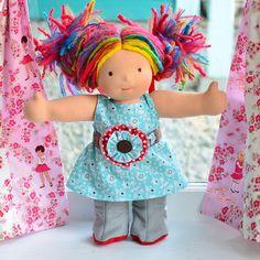 Seriously THE CUTEST bamboletta doll I heart her :) by BambolettaDolls, via Flickr