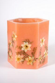 Heliante bougies artisanales professionnel | Collection « L'ingénieux »