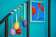 O ovo de Páscoa é um símbolo que representa essa data que é tão especial e quem deseja enfeitar a ca