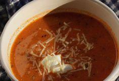 Τραχανάς σούπα με ντομάτα-featured_image Food Categories, Greek Recipes, Thai Red Curry, Food To Make, Recipies, Food And Drink, Pasta, Cooking, Ethnic Recipes