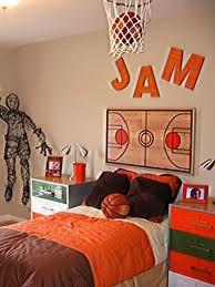 La habitacion de tus sueños al estilo Baloncesto.