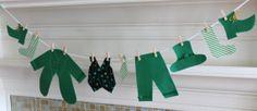 St. Patricks Day Decoration Leprechaun Laundry