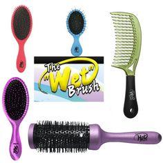 The Wet Brush: Our Pick for the Best Detangling Brushes #wetbrush #bestbrush