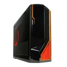 PC de bureau LDLC PC7 Revolution Limited Edition Orange Intel Core i7 4770K (3.5 GHz) 8 Go SSD 120 Go + HDD 1 To NVIDIA GeForce GTX 770 2 Go...
