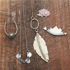 Just a few of the many, many pieces that Karisma by Kara made for Farm Fresh Fair this weekend in Greenville, SC. // yeahTHATgreenville