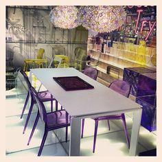 Purple mix - @kartell_official | Webstagram