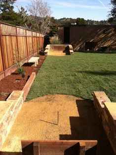 Scotts Valley Residence - traditional - Landscape - Other Metro - Brazil Construction