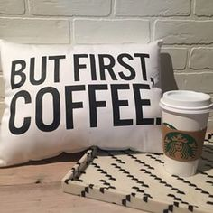 But First, Coffee | available on dormify.com!