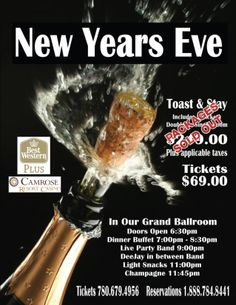 New Years Eve Celebrations New Year's Eve Toast, New Year's Eve Celebrations, Light Snacks, New Years Eve, Buffet, Events, Dinner, Food, Happenings