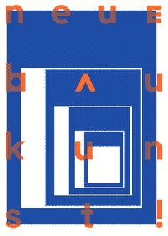 Neue Baukunst, Bauhaus-Archiv, 2014, L2M3