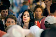 Woman in Spice Market   Istahbul