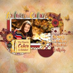 Page by Atusia using GS Oct Monthly Mix