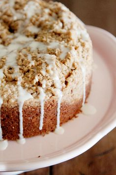 Cinnamon Cake is a soft, delicious and moist cake that perfect for snack, dessert or even Breakfast. Here, we have collected 17 Delicious Cinnamon Cake Recipes that will make your day more better. Cinnamon Cake Recipes, Baking Recipes, Just Desserts, Delicious Desserts, Yummy Food, Health Desserts, Biscuits Aux Raisins, Cinnamon Streusel Coffee Cake, Nutella