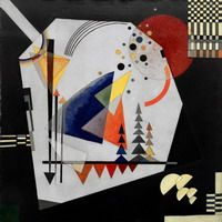 Wassily Kandinsky. Three Sounds, 1926