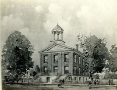 Benton School (first).   collections.mohistory.org