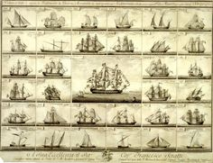SHIPS, GALLEONS, FRIGATES AND CORVETTES