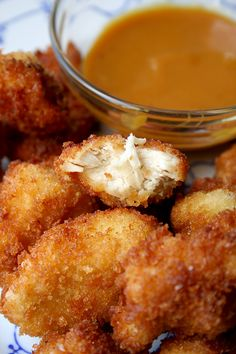 Quick & Easy Homemade Chicken Nuggets
