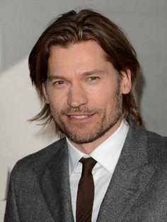 Nikolaj Coster Waldau Shag Hairstyle - Shag Hairstyles for Men