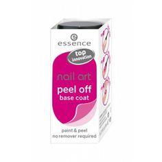 essence - nail art peel off base coat - bei kosmetik4less noch erhältlich für 2,25 Euro