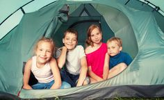 Camping with Kids and Taking the Kids Camping plus camping ideas for families and camping tips