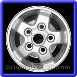 Land Rover Defender 1997 Wheels & Rims Hollander #72144 #LandRover #Defender #LandRoverDefender #1997 #Wheels #Rims #Stock #Factory #Original #OEM #OE #Steel #Alloy #Used