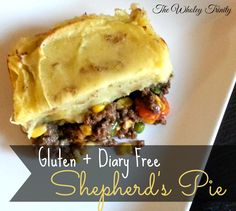 I am such a sucker for Shepherd's Pie!! The only issues: gluten and diary... Luckily, I have created this delicious dish that is free of any gluten or dairy! And it is perfect for a simple, quick meal!! Enjoy! #glutenfree #dairyfree #recipe #irish #familymeal #shepherdspie #dinner