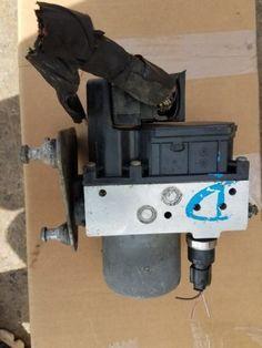Jaguar X Type Bosch 5 7 Abs Pump Repairs Abs Pumps