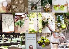 green and burlap wedding - Google Search