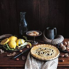 Prune Tart | Dessert Recipe Ideas