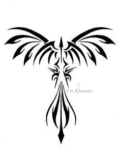 28 meilleures images du tableau tatouage phoenix en 2019. Black Bedroom Furniture Sets. Home Design Ideas