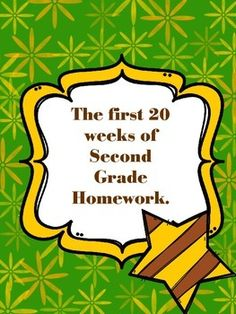 This is a comprehensive pack of second grade homework. It is 100 pages covering several of the common core standards in both math and ELA. The pack is set up with a page of several skills both math and ELA. Each set of skills is covered 5 times to allow you to assign the same skills for one week to ensure mastery.