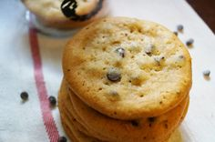 Don't Disturb This Groove: Chocolate Chip Cookies