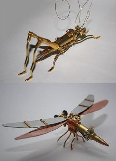 steampunk-bullet-insects-1