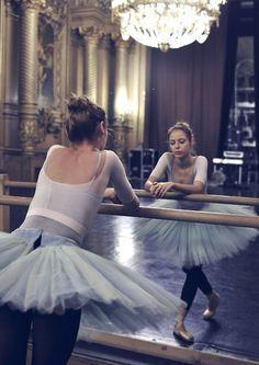 Ballet // Tutus // Barre // Studio Life