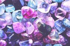 #jemstones #purple #pretty #sparkle