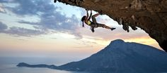 28 Inspiring Quotes to Help You Develop More Perseverance and PersistenceYoung female rock climber at sunset