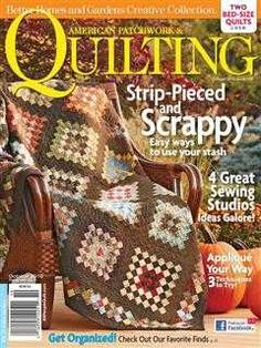 American Patchwork & Quilting downloads