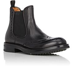 Antonio Maurizi Wingtip Chelsea Boots -  - Barneys.com