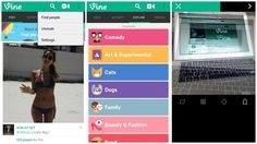 Vine For Android Phone Gingerbread Official Release