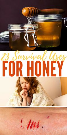 23 Survival Uses for Honey — After learning about a meager government stipend offered to beekeepers and reading an article like this I feel like bees might be the next best thing to keep.
